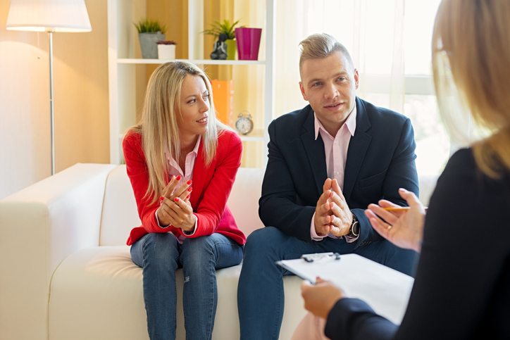How does divorce mediation in Belleville, IL work?