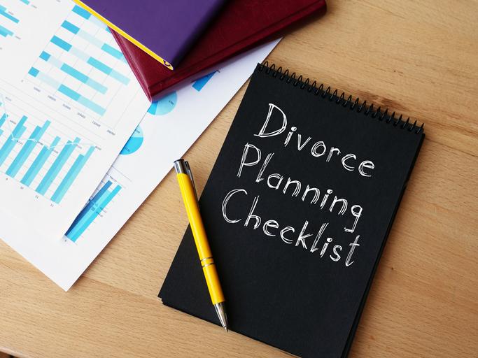 Divorce Property Division Checklist