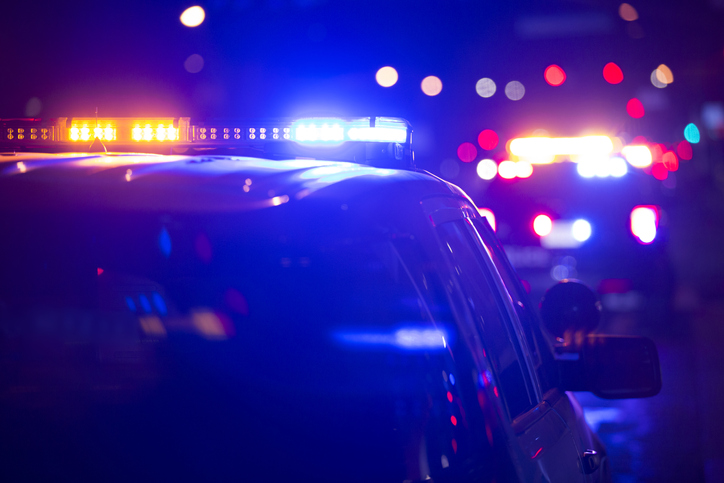DUI Checkpoint in Illinois